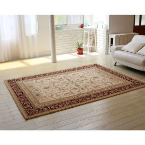 ラグ 高密度ウィルトン織りラグ 160×230cm カーペット ラグマット 長方形 ウィルトンラグ|kanaemina