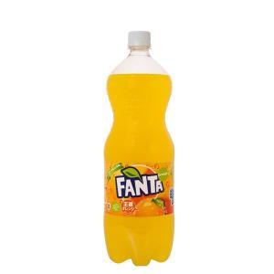 ファンタ オレンジ 1.5L 1500ml ペットボトル 炭酸飲料 1ケース 8本入 kanaemina
