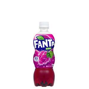 ファンタ グレープ 500ml ペットボトル 炭酸飲料 1ケース 24本入 kanaemina