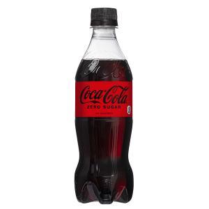 コカコーラ ゼロシュガー コカ・コーラ 500ml ペットボトル 炭酸飲料 1ケース 24本入 kanaemina