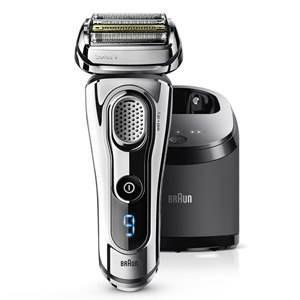電気シェーバー ブラウン 髭剃り 男性用 メンズ シリーズ9 洗浄器付|kanaemina