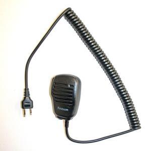 スピーカーマイクロホン スピーカーマイク ケンウッド用 トランシーバー対応 FS-21-K kanaemina