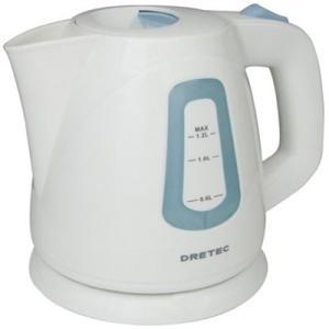 湯沸かしポット 電気ケトル 1.2L PO-108BL