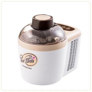 アイスクリームメーカー 家庭用調理器 電気式 電動 冷却不要...