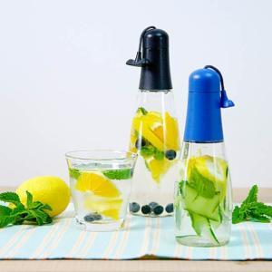 水筒 直飲み スウェイボトル 300ml biite ビッテ ドリンクボトル 水容器 グレーカバー|kanaemina