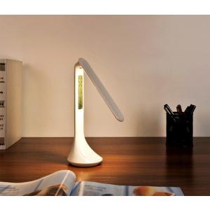 デスクライト LEDスタンドライト タッチランプ 調光 折りたたみ コンパクト kanaemina