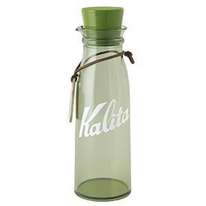 カリタ コーヒー豆キャニスター ストレージボトル グリーン kanaemina