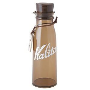カリタ コーヒー豆キャニスター ストレージボトル ブラウン kanaemina
