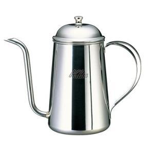 ドリップケトル カリタ ステンレス製 1.2L コーヒーポット 細口 直火対応|kanaemina