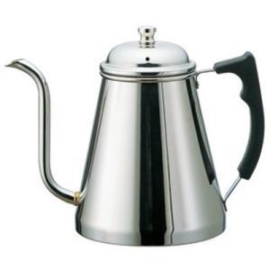 コーヒーポット カリタ ステンレス 細口 直火 IH100V対応 1.0L|kanaemina