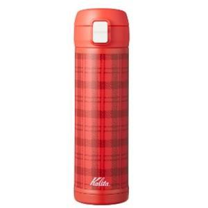 直飲み 水筒 おしゃれ ステンレスマグボトル カリタ タータンチェック480|kanaemina