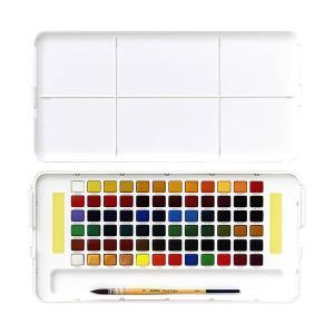 固形水彩絵の具は初心者でも使いやすい!持ち運びも楽で野外スケッチに便利ランキング≪おすすめ10選≫の画像