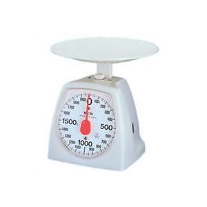キッチンスケール タニタ クッキングスケール アナログ 1kg ホワイト|kanaemina
