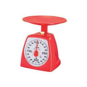タニタ クッキングスケール アナログ 1kg レッド|kanaemina