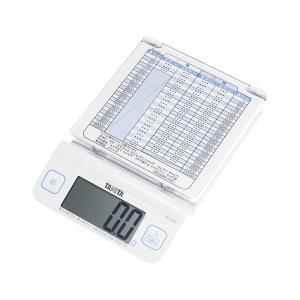 レタースケール タニタ デジタル 2kg 最少表示0.5g 計り 量り はかり 事務用品 郵便物|kanaemina