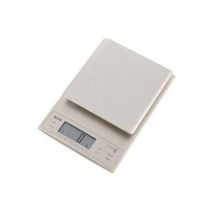クッキングスケール 高精度デジタル タニタ キッチンスケール 3kg ゴールド 最少0.1g|kanaemina