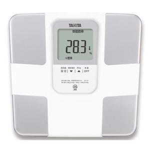 タニタ 体重計 体脂肪計 内臓脂肪 デジタル 体組成計 ホワ...