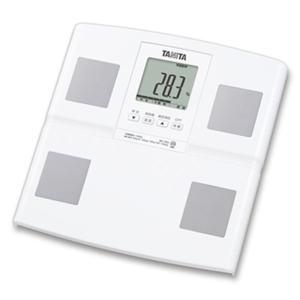 体組成計 体重計 タニタ 体脂肪率 BMI 筋肉量 内臓脂肪レベル 基礎代謝量 体内年齢 kanaemina