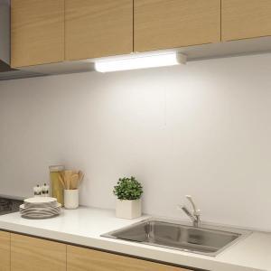 キッチンライト LED流し元灯 台所用 天井照明器具 幅54.7cm 蛍光灯20W相当|kanaemina