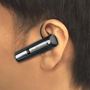 イヤホンマイク Bluetooth 1日連続通話できるイヤフォンマイク ワイヤレス iPhone android 対応|kanaemina