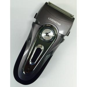 ■商品説明 ・長いヒゲも剃れる「ダブルエッジトリマー」搭載 ・水洗い出来るので、いつも清潔、お手入れ...