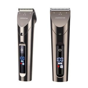 バリカン 散髪 充電式 コードレス 業務用 プロ仕様 メンズ 電気 電動 スキ 刈り高さ セルフカット 軽量 静音