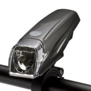 自転車用ライト LED 明るい バイクライト ヘッドライト 乾電池式 防滴|kanaemina