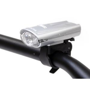 自転車用ライト ヘッドライト チップ型LED ジェントス バイクライト 明るい 乾電池式|kanaemina