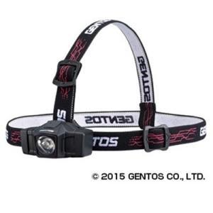 ジェントス ヘッドライト LED GD-002D|kanaemina