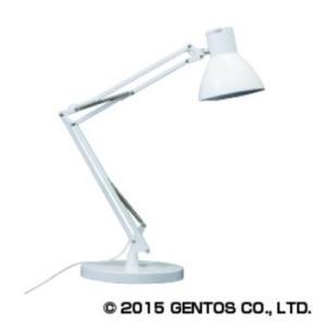 デスクライト 卓上スタンド LEDライト ジェントス 学習机 勉強用 調光 アームライト 間接照明 kanaemina