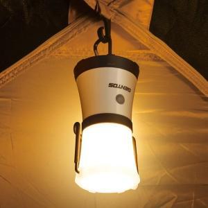 LEDランタン 防水LEDランタン 乾電池式 ジェントス 水に浮くフローティング機能|kanaemina