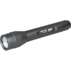 ハンディライト 懐中電灯 ジェントス LEDフラッシュライト 乾電池式 防塵防滴 170ルーメン|kanaemina