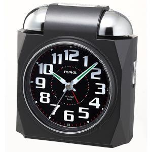 目覚まし時計 アナログ ベル音 大音量 爆音 アラームクロック 音量切り換え機能付き|kanaemina