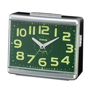 目覚まし時計 置き時計 スタンダードクロック グッドモーニング2号|kanaemina