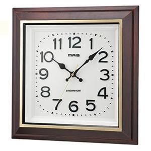 ■商品説明 ・木目調のベーシックなデザイン ・いつも時間が正確な自動電波受信 ・運針音が静かな連続秒...