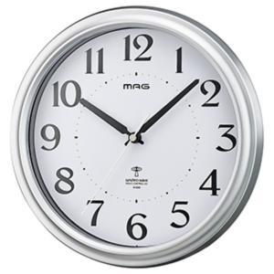 壁掛け時計 電波時計 アナログ シンプル おしゃれ 夜間秒針停止 オフィス リビング kanaemina
