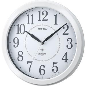 ■商品説明 ・シンプルデザインの場所を選ばず使える壁掛け電波時計 ・アナログ文字盤 ・電波自動受信 ...