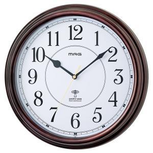壁掛け時計 電波時計 アナログ かけ時計 インテリア ウォールクロック 夜間秒針停止 シンプル kanaemina
