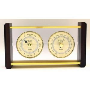 潮汐時計・気圧計 干潮満潮指標計