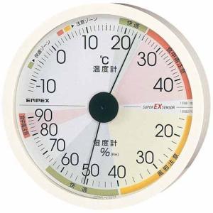 温湿度計 温度計 湿度計 高精度 アナログ 快適計|kanaemina