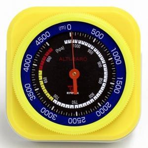 高度計 気圧計 アナログ 薄型スリム/コンパクト