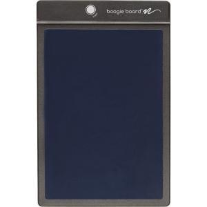 電子メモパッド メモ帳 ブギーボード 黒 8.5インチ スタイラス付き ブラック デジタルメモ|kanaemina