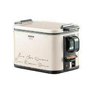 電気フライヤー 象印 家庭用 揚げ物調理器 料理 卓上 便利調理家電|kanaemina