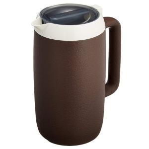 水差し ウォーターピッチャー 象印 結露しない 業務用 保冷専用 冷水筒 麦茶入れ 店舗 プロ用|kanaemina