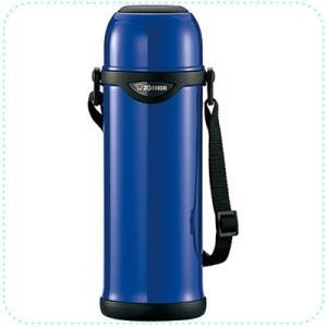 水筒 ステンレスボトル 1.0L コップ付き 象印 保温 保冷 軽量 コンパクト 真空断熱 魔法瓶|kanaemina