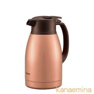 魔法瓶ポット ハンドポット ステンレス 象印 保温 保冷 真空断熱 1.5L カッパー|kanaemina
