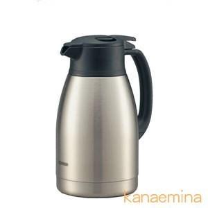 魔法瓶ポット ハンドポット ステンレス 象印 保温 保冷 真空断熱 1.5L シルバー|kanaemina