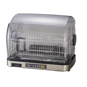 食器乾燥器 食器乾燥機 ステンレスかご ワイド 横型 よこ型 排水ロングホース付き 4人〜6人用|kanaemina