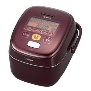炊飯器 圧力IH 炊飯ジャー 10号/1升 極め炊き ボルドー|kanaemina