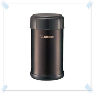 象印 ステンレスクック フードジャー 予熱調理 保温調理 保温 保冷 お弁当箱 ダークココア 750ml|kanaemina